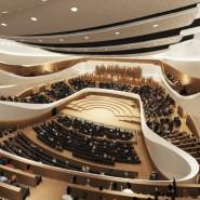 Московский концертный зал «Зарядье» фотографии