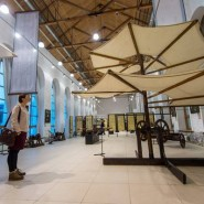 Выставка изобретений «Леонардо да Винчи 2019 год – 500 лет наследию да Винчи» фотографии