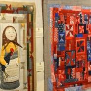 Выставка «Шедевры лоскутного шитья. Мастера России» фотографии