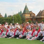 Фестиваль «Русское поле» 2015 фотографии
