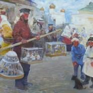 Выставка «О России широкой кистью» фотографии