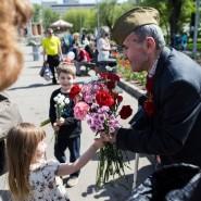 День Победы в Парке Горького и МУЗЕОНЕ 2016 фотографии