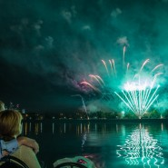 II Международный фестиваль фейерверков фотографии