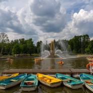 Катание на лодках на ВДНХ 2020 фотографии