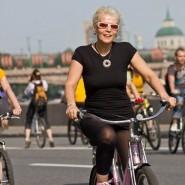 V Московский велопарад фотографии