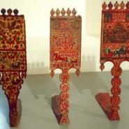 Выставка «Агит-прялка. К 100-летию Революции» фотографии
