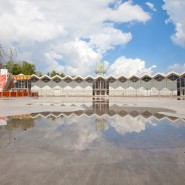 Конгрессно-выставочный центр «Сокольники» фотографии