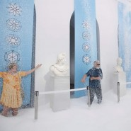 Выставка «Политика снега» фотографии