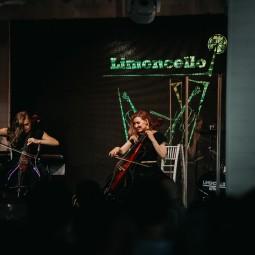 Шоугруппы LimonCello «Эпоха стадионного рока на виолончелях» 2021