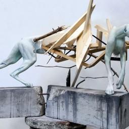 Выставка «Парадоксальные гибриды»