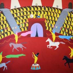 Выставка «Цирк на Таганке»