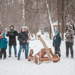 «Фестиваль крепостей» в парке «Сокольники» 2018