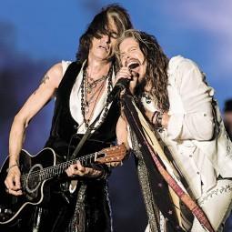 Концерт группы «Aerosmith» 2021