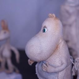 Выставка «Шляпа волшебника: Муми-Тролли и другие герои нашего детства»