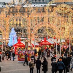 «Царская Масленица» на Манежной площади 2018