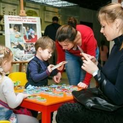 День матери в Дарвиновском музее 2016
