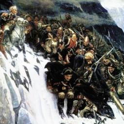 Выставка «Швейцарский поход Суворова»