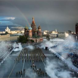 Военно-музыкальный фестиваль «Спасская башня» 2015