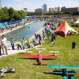 День города в Московском Дворце пионеров 2017