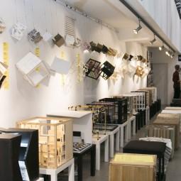 Выставка «Молодое искусство в контексте дизайна»