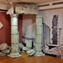 Выставка «Страна героев и богов»