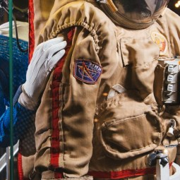 Выставка «Соколы», «Орланы», «Пингвины» и другие редкие виды космической одежды»