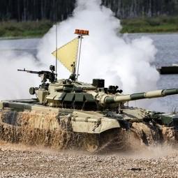 Танковый биатлон 2020
