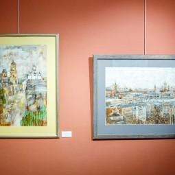 Выставка «Адрес: Москва, Россия. Выставка-квест»