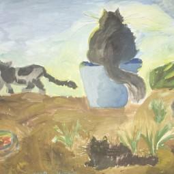Выставка «Экология и творчество»