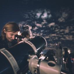Акция «100 часов астрономии» 2017