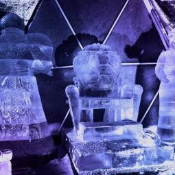 Выставка «-273°C. Ледяной космос»
