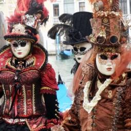 Выставка «Венецианский карнавал в Музее Моды»