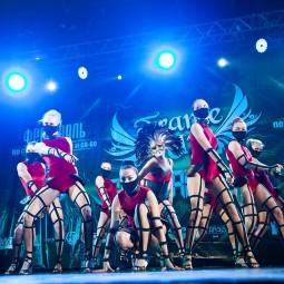 Танцевальное шоу «Frame Up»
