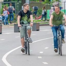 Веломаршруты в парках Москвы 2020