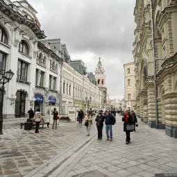 Бесплатные пешеходные экскурсии по Москве 2018