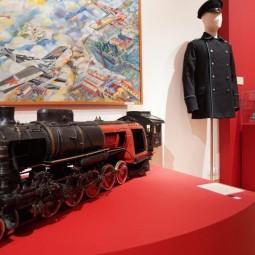 Выставка «Транспорт России. Сквозь время – в будущее»
