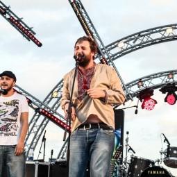 Концерт группы Мгзавреби в парке Музеон 2018