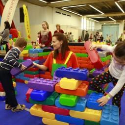 Фестиваль «Мир спорта и игр» 2017