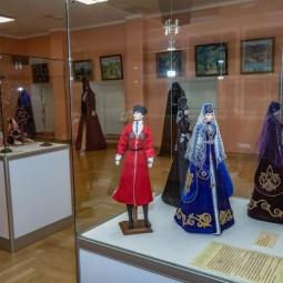 Выставка «Ингушские мотивы в душе России»
