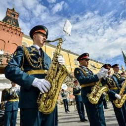 Сезон концертов «Военные оркестры в парках» 2018
