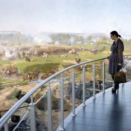 «День панорамы» в музее «Бородинская битва» 2016