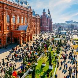 Майские праздники в Москве 2019