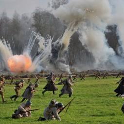 Военно-исторический фестиваль «Москва за нами. 1941 год» 2017