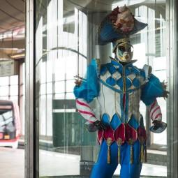 Выставка в честь 50-летия Большого Московского цирка