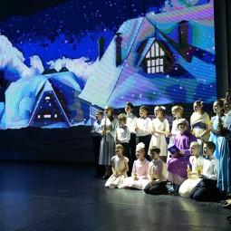 Новогоднее представление «Дорога в Рождество» 2020/2021