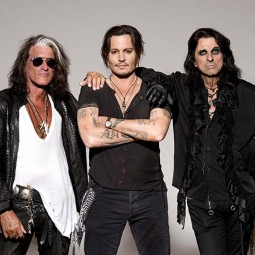Концерт The Hollywood Vampires 2018