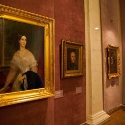 Выставка «Карл Брюллов. Портреты из частного собрания Санкт-Петербурга»