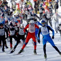 Всероссийская лыжная гонка «Лыжня России» 2017