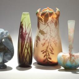 Выставка «Эпоха. Стиль. Имя. Керамика, фарфор, стекло Франции»