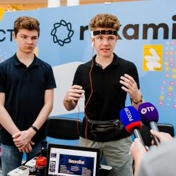 Международный фестиваль идей и технологий «Rukami» 2019